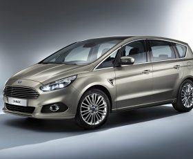 Oficial: Ford C-MAX facelift și S-MAX 2014