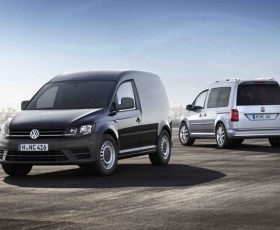 Oficial: VW Caddy facelift