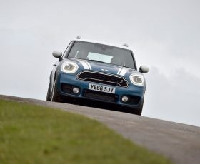 Sorry, not sorry: MINI Countryman Cooper S