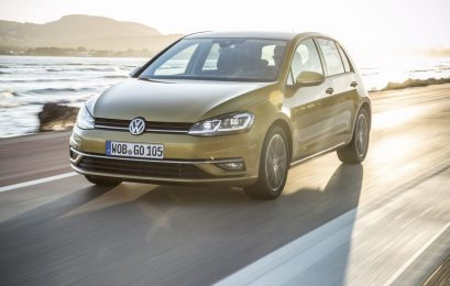 Update completed: VW Golf 7