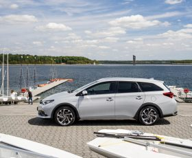 Allroader: Toyota Auris Touring Sports Freestyle