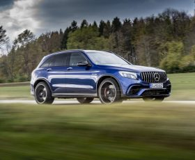 PREMIERA NATIONALA: am testat Mercedes-AMG GLC 63 S de 510 CP!
