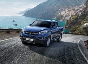 SsangYong Musso devine pick-up