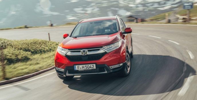 """Another one"", NOT ""The Chosen One"": Honda CR-V 2018"