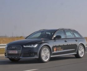 VIDEO: test Audi A6 allroad quattro 3.0 TDI 2016