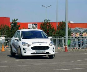 Ford Driving Skills For Life este în acest weekend la Timișoara