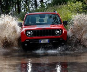 Top 3 Motoare 2018: Jeep