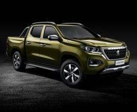Peugeot a construit un pick-up atractiv