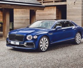 Bentley Flying Spur, lux garantat la 180.000 Euro