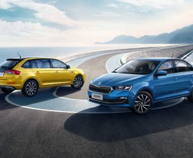 Chinezii primesc Skoda Rapid facelift, Scala mai are de așteptat