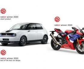 Honda e – Best of the Best 2020 la Red Dot Awards