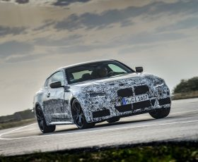 Oficial: BMW Seria 4 Coupe neoficial