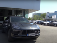 L-am scos din showroom! CEL MAI MIC SUV PORSCHE de 440 CP! VEZI VIDEO!