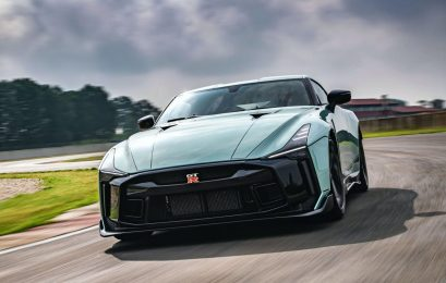 Oficial: Nissan GT-R50 by Italdesign
