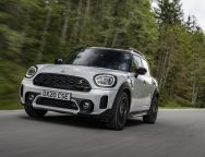 Oficial: MINI Countryman facelift 2020