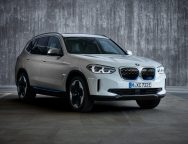 Oficial: BMW iX3, primul SUV full-electric BMW