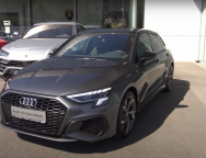 PRIMUL VIDEO in Romania: NOUL AUDI A3 SPORTBACK! Vize video de prezentare!!!