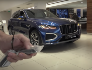 PREMIERA: cele mai noi SUV-uri Jaguar au sosit in Romania! VEZI VIDEO!