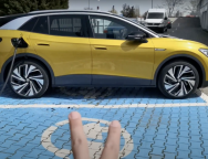 UN NOU SUV ELECTRIC a sosit in Romania! VEZI PRIMUL VIDEO cu VW ID.4!